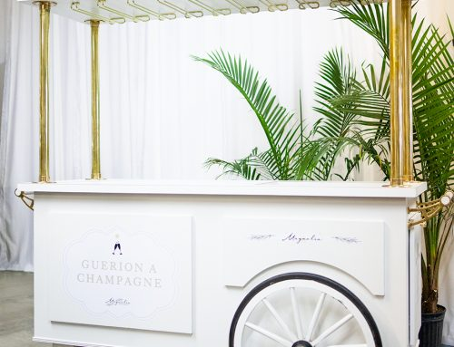 3 Undeniable Reasons You Need The Magnolia Champagne Cart At Your Next Event
