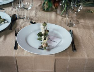 chic table design, tablescape