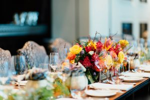 lovely table design, tablescape