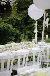 beautify outdoor table design